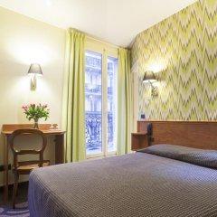 Hotel de Saint-Germain 2* Стандартный номер с двуспальной кроватью фото 11