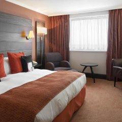 Crowne Plaza Hotel Glasgow 4* Стандартный номер с разными типами кроватей фото 2