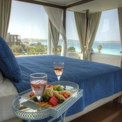 Rooms Smart Luxury Hotel & Beach Чешме в номере