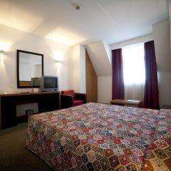 Hotel Bagoeira 3* Стандартный номер двуспальная кровать фото 2