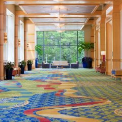 Bethesda North Marriott Hotel & Conference Center фитнесс-зал