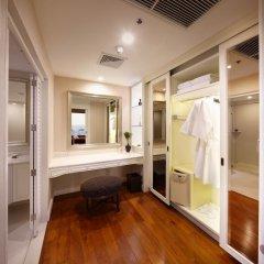 Grande Centre Point Hotel Ratchadamri 5* Люкс с различными типами кроватей фото 2