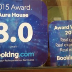 Отель Aura House питание