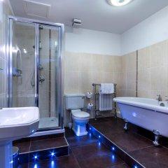 Отель Middletons Hotel Великобритания, Йорк - отзывы, цены и фото номеров - забронировать отель Middletons Hotel онлайн ванная фото 2