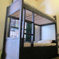 Viajero Cali Hostel & Salsa School Кровать в общем номере с двухъярусной кроватью фото 9