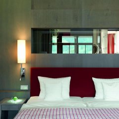 Отель A-ROSA Kitzbühel 5* Улучшенный номер с различными типами кроватей фото 3