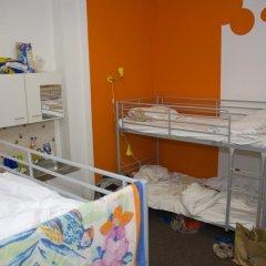Rixpack Hostel Neukölln Кровать в общем номере с двухъярусной кроватью фото 18