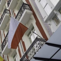 Abba Santander Hotel балкон