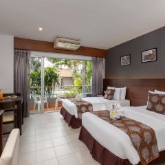 Отель The Holiday Resort 4* Улучшенный номер с различными типами кроватей фото 7