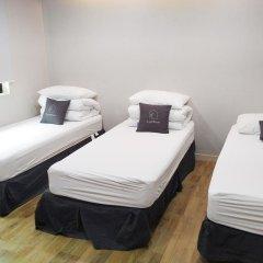 K-Grand Hostel Gangnam 1 Кровать в женском общем номере с двухъярусной кроватью