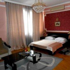 David Hotel 3* Стандартный семейный номер с разными типами кроватей