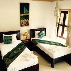 Отель Villa Oasis Luang Prabang 3* Стандартный номер с 2 отдельными кроватями фото 4