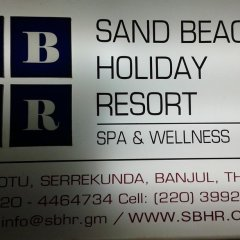 Sand Beach Hotel in Kololi, Gambia from 231$, photos, reviews - zenhotels.com hotel interior photo 3