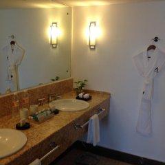 Отель Reflect Krystal Grand Cancun Люкс с различными типами кроватей фото 4