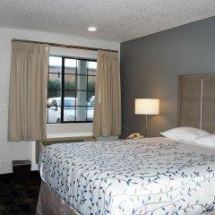 Отель Americas Best Value Inn - Milpitas 2* Стандартный номер с различными типами кроватей фото 6