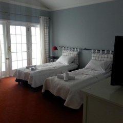 Отель American House Puławska Стандартный номер с различными типами кроватей