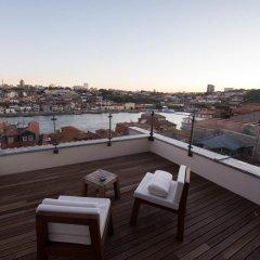Hotel Carris Porto Ribeira 4* Стандартный номер с различными типами кроватей фото 6