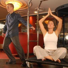 Abitart Hotel фитнесс-зал