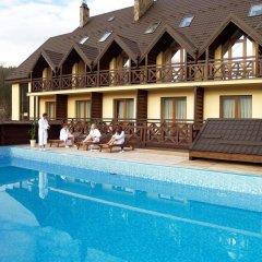Гостиница Рубель бассейн фото 2