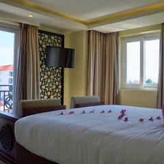 River Suites Hoi An Hotel 3* Номер Делюкс с различными типами кроватей фото 13