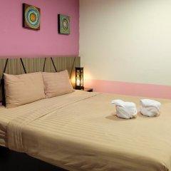 Airy Suvarnabhumi Hotel 3* Стандартный номер с различными типами кроватей фото 11