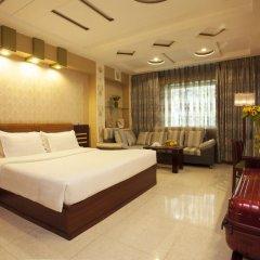 Roseland Inn Hotel 2* Номер Делюкс с различными типами кроватей фото 18
