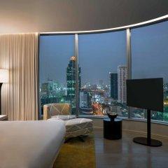 Отель Park Hyatt Bangkok 5* Номер Делюкс с различными типами кроватей фото 5