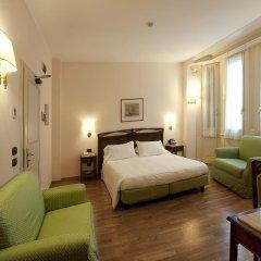 Hotel Continental Genova 4* Стандартный номер с различными типами кроватей