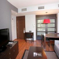 Апартаменты Suites Center Barcelona Apartments Апартаменты с 2 отдельными кроватями фото 4