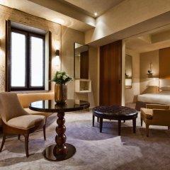 Отель Park Hyatt Milano 5* Представительский люкс с различными типами кроватей фото 3