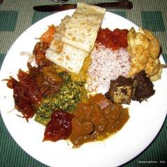 Отель Thisara Guesthouse питание