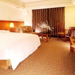 King Shi Hotel 3* Номер Делюкс с двуспальной кроватью фото 2