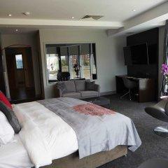 Rafayel Hotel & Spa 5* Люкс с различными типами кроватей фото 17