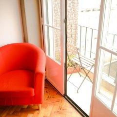 Отель Alvalade II Guest House Lisboa балкон