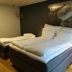 Trolltunga Hotel 2* Стандартный семейный номер с двуспальной кроватью фото 5