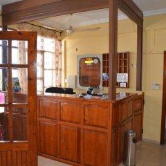 Отель Sandy Beach интерьер отеля фото 2