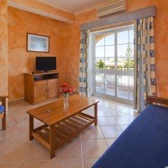 Отель Atalaia Sol 4* Апартаменты разные типы кроватей фото 6