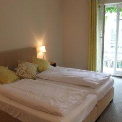 Отель Villa Am Schlosspark 3* Стандартный номер фото 18