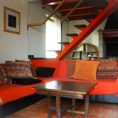 Отель Agriturismo Zaffamaro Сполето комната для гостей