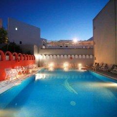 Hotel Lignos бассейн