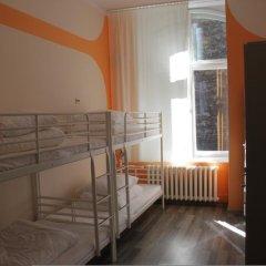 La Guitarra Hostel Кровать в общем номере с двухъярусной кроватью фото 4