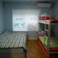 HaHa Guesthouse - Hostel Стандартный номер фото 2