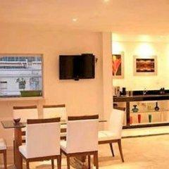 Отель Copacabana Penthouse Апартаменты с различными типами кроватей фото 37