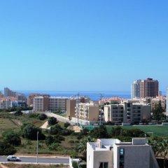Отель Mirachoro III Apartamentos Rocha Португалия, Портимао - отзывы, цены и фото номеров - забронировать отель Mirachoro III Apartamentos Rocha онлайн пляж фото 2