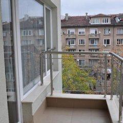 Отель Orpheus Apartments Болгария, София - отзывы, цены и фото номеров - забронировать отель Orpheus Apartments онлайн балкон