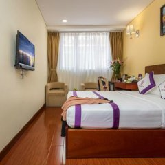 TTC Hotel Deluxe Saigon 3* Номер Делюкс с различными типами кроватей фото 25