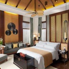 Отель Anantara Sanya Resort & Spa 5* Вилла с различными типами кроватей фото 3