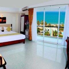 Golden Lotus Hotel 2* Номер Делюкс с различными типами кроватей фото 5