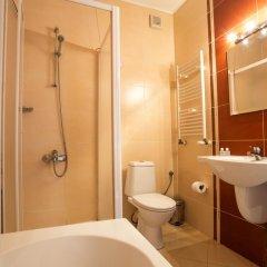 Teteven Hotel ванная