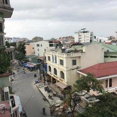 Hong Thien Backpackers Hotel 2* Стандартный номер с различными типами кроватей фото 3